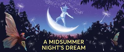 3-13 A Midsummer nights dream