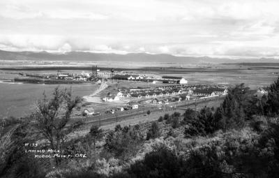 Klamath history photo — Lamm Lumber