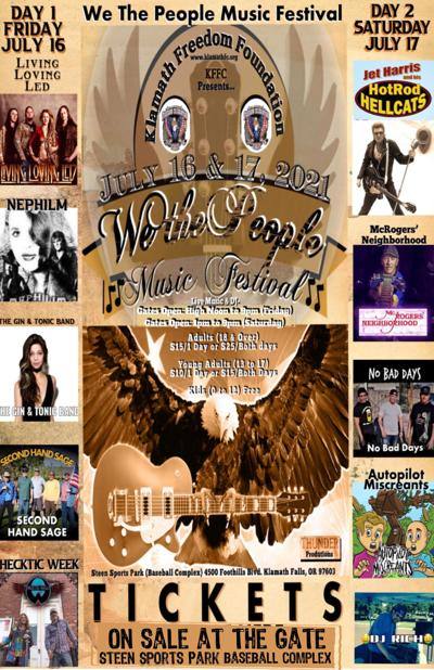 7-16 we the people music fest