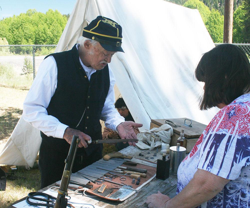 Cascade Civil War Society Dan Foster
