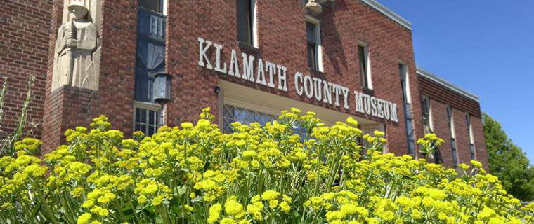 Tax district proposed to fund Klamath County Museum
