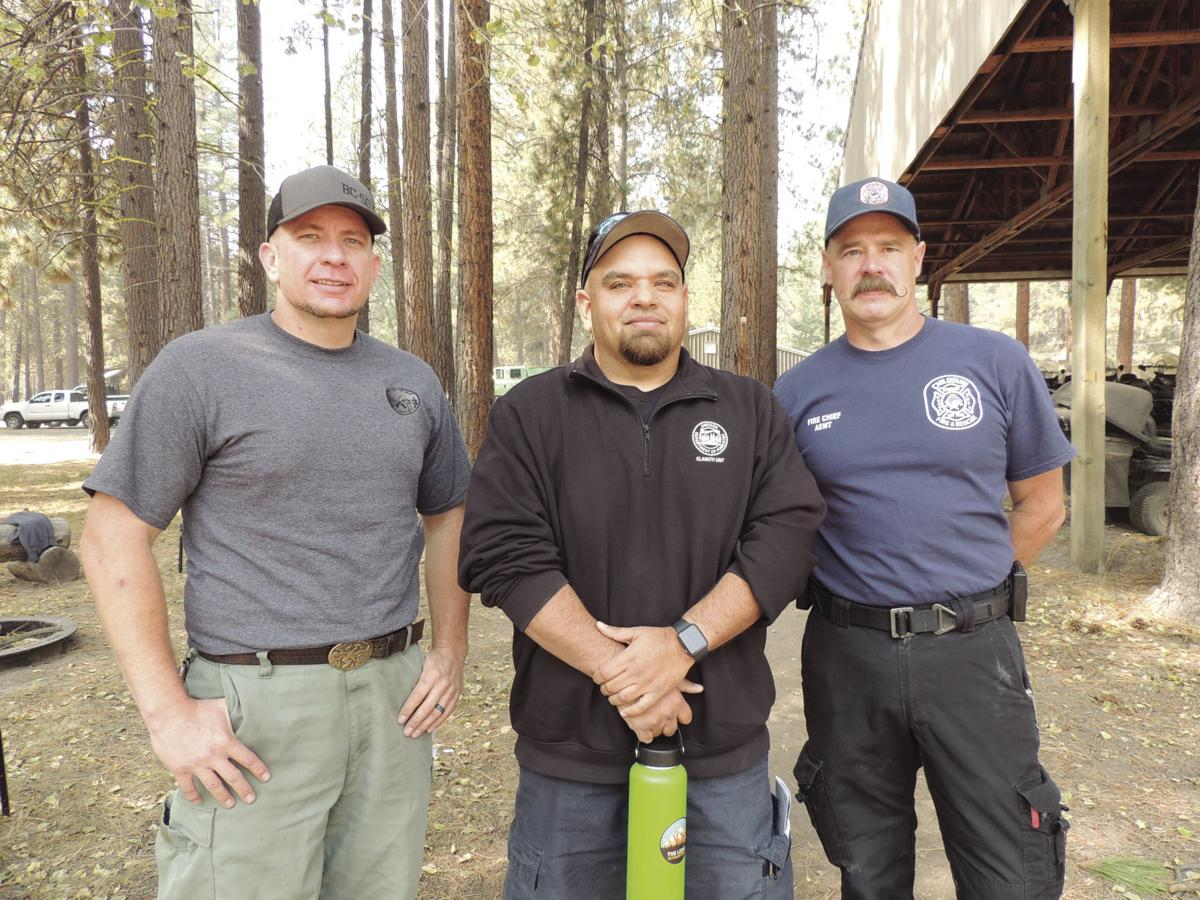 Faces of the Two Four Two Fire