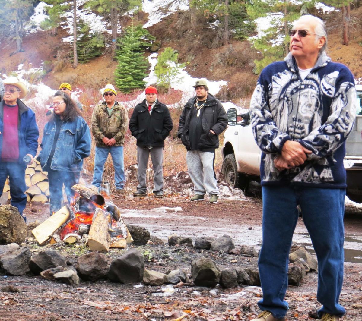 Klamath Tribes honor C'waam