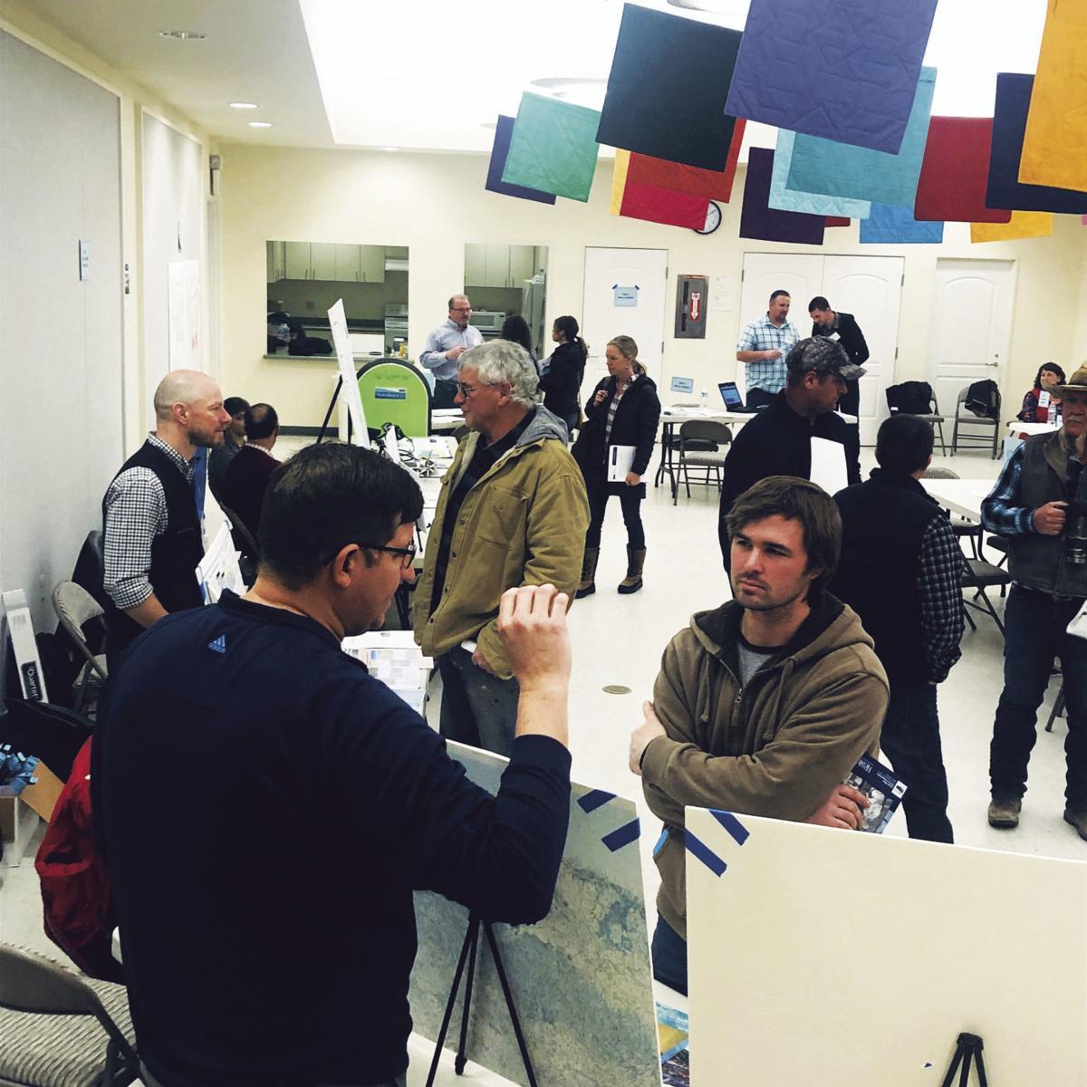 OWRD hosts open house in Chiloquin