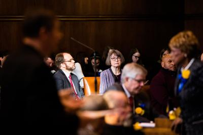 After Tumultuous Week, Oregon Senate Passes Historic School Funding Bill