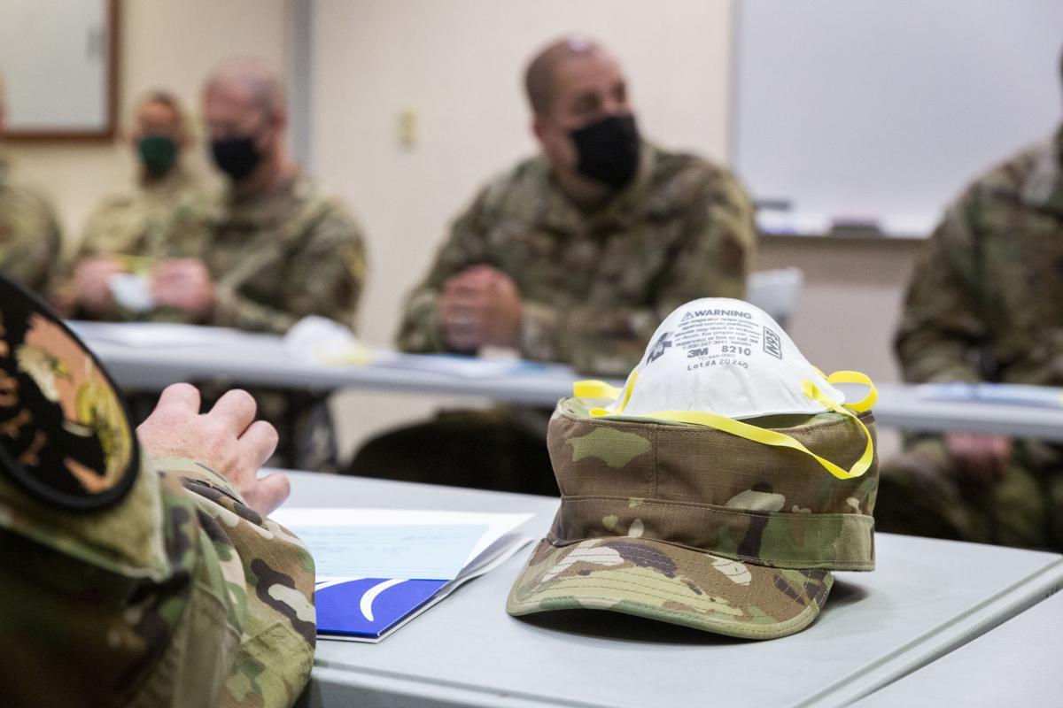 National Guard at SkyLakes
