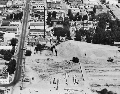 Klamath history photo — Consumers Heating