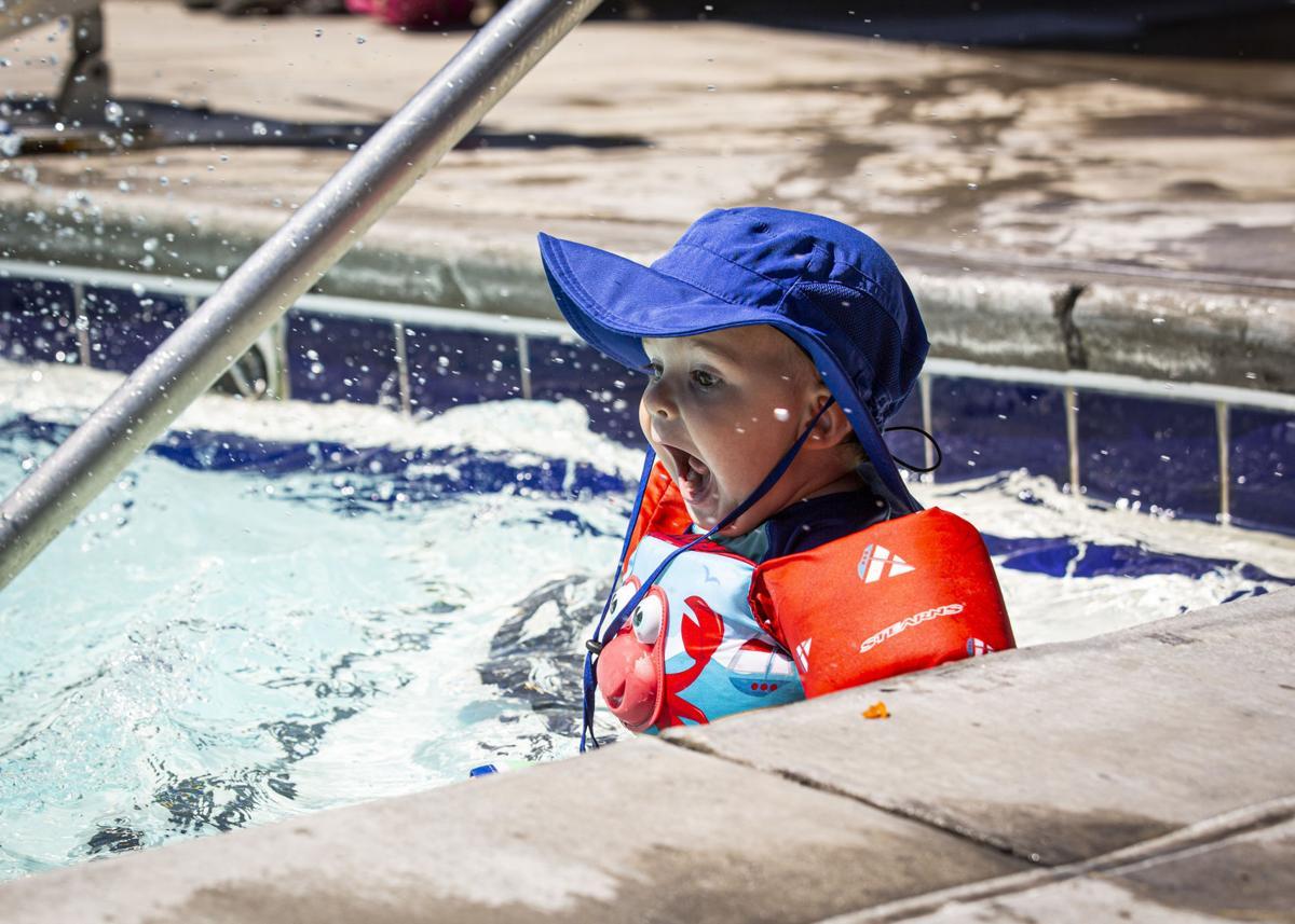 Ella Redkey Pool