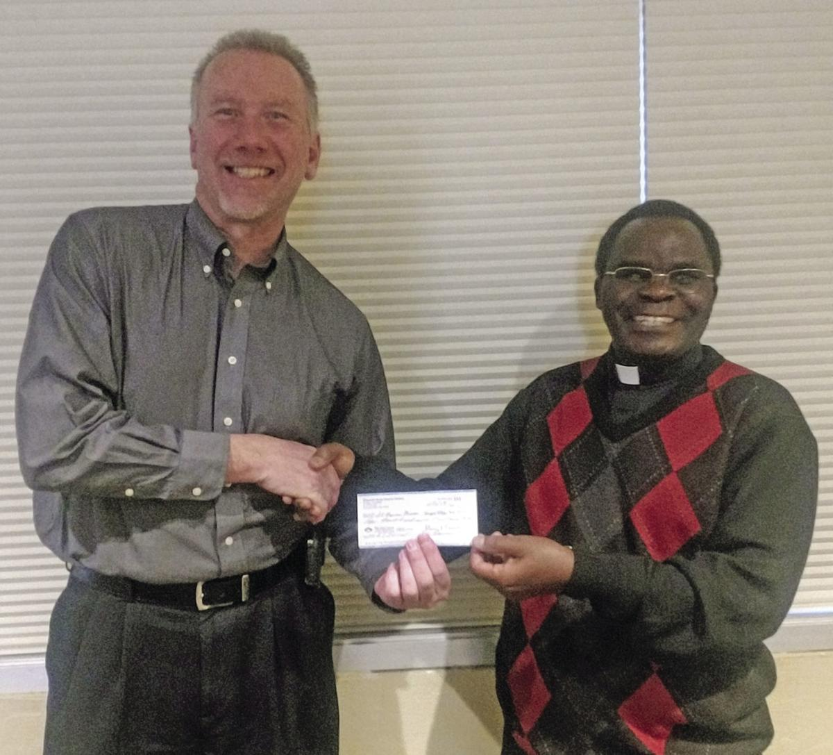 Rotary funds Tanzanian clean water projects
