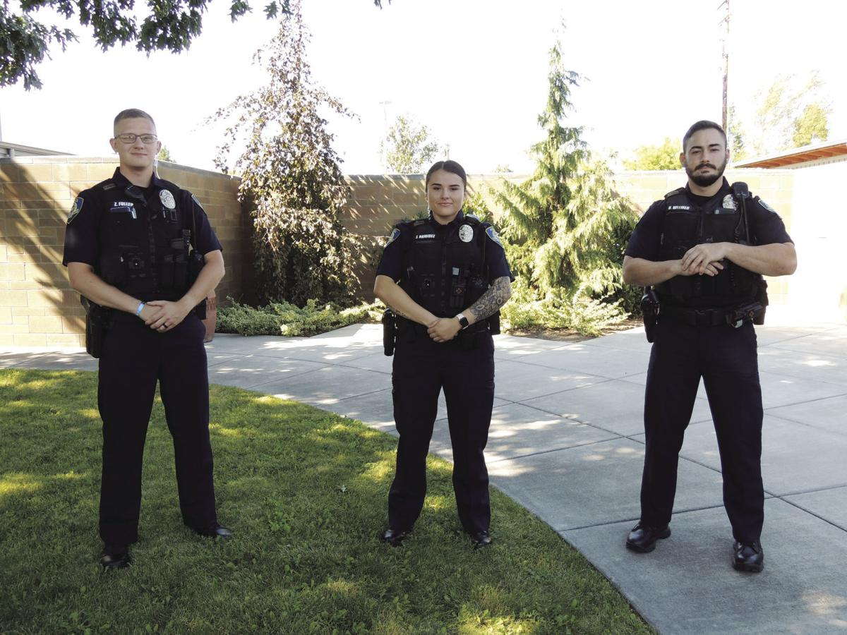 New KFPD officers