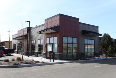 New Jimmy John's building n Klamath Falls