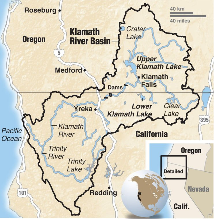 Klamath Basin Water Hearing In Dc Is Today Members