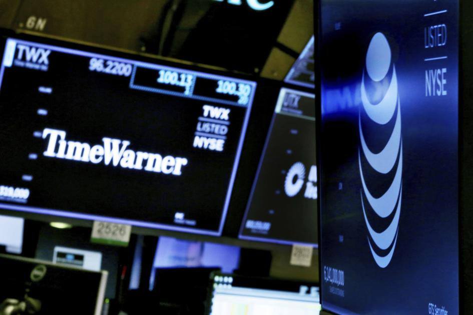 Trump DOJ appealing judge's OK of AT&T-Time Warner merger thumbnail