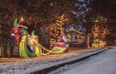 Holiday Lights: The best and brightest gets a prize | Local News