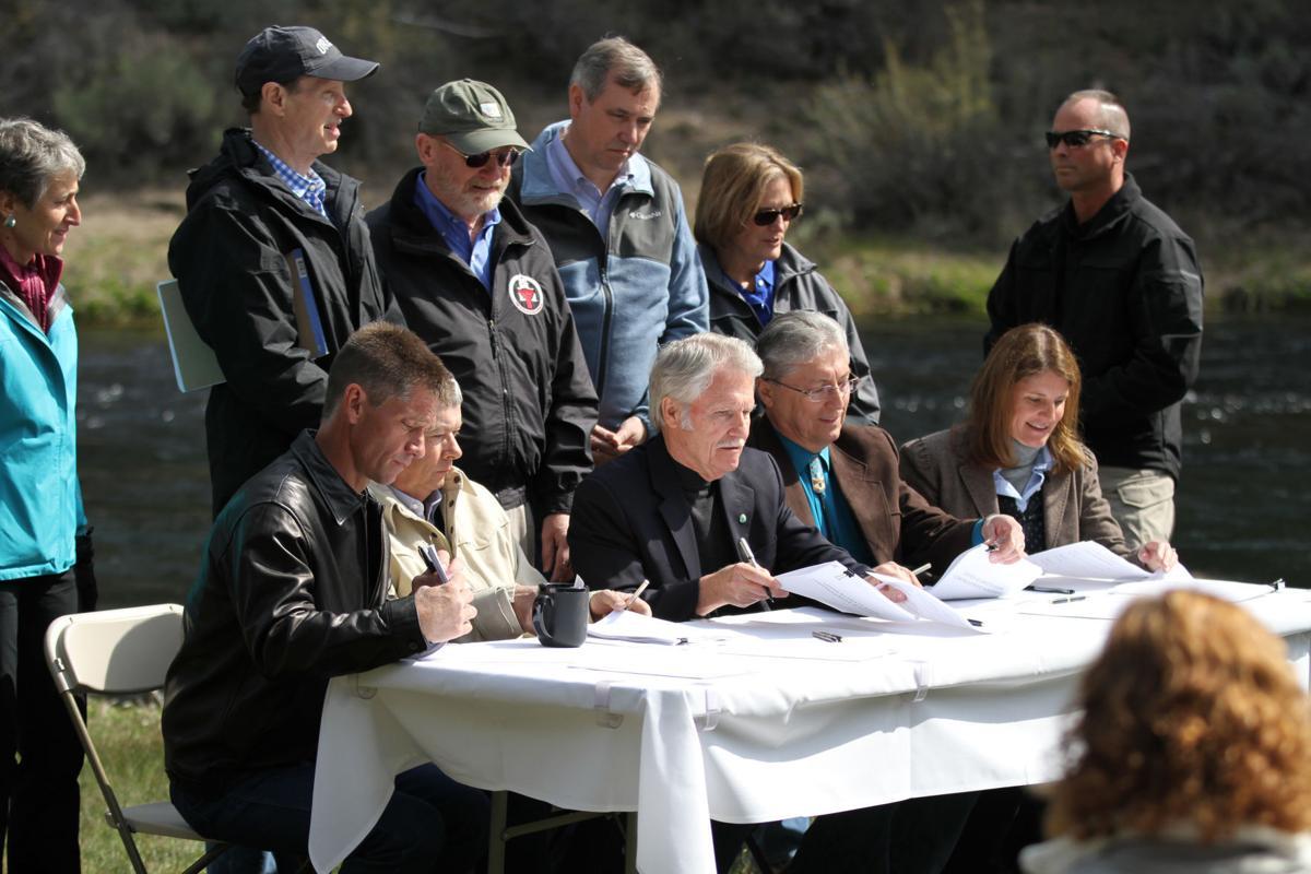 Interior secretary nixes water agreement tribes upper basin interior secretary nixes water agreement tribes upper basin irrigators react platinumwayz
