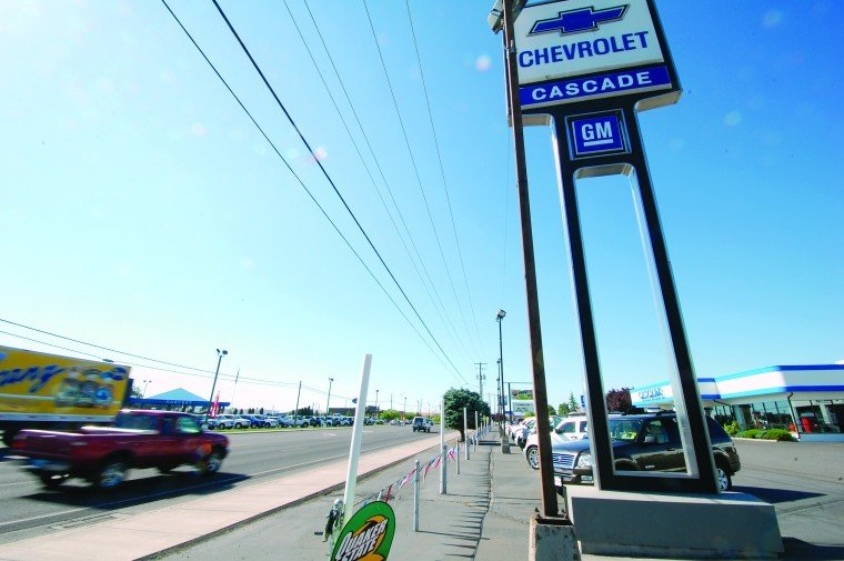Klamath Basin Loses Chevy Dealership