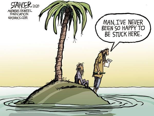 Aug. 9 Editorial cartoon