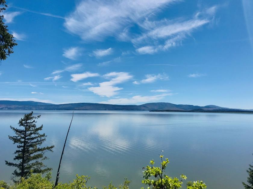 Does Upper Klamath Lake's elevation affect suckers? The jury's still out - Herald and News