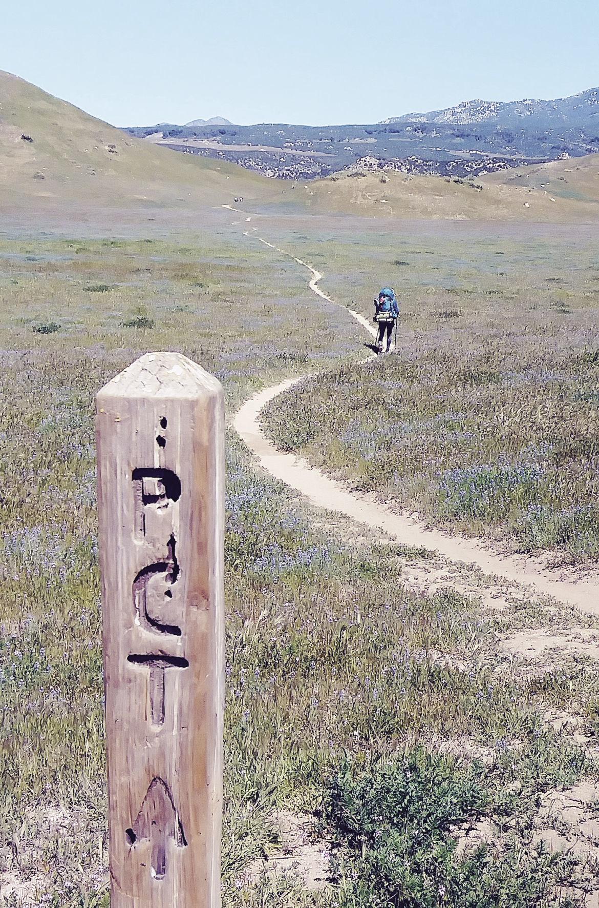 Pacific Crest Trail horizon