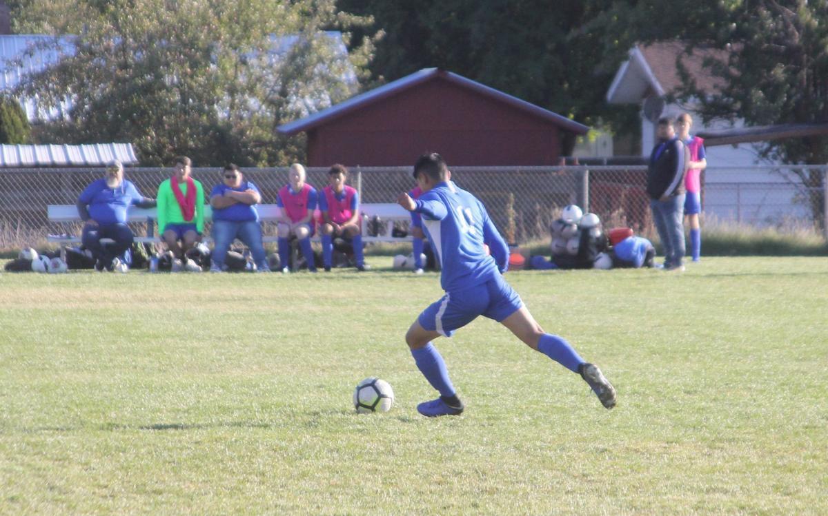 Mazama soccer Jose Novoa