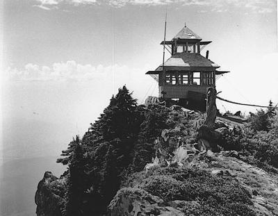 Mount Higgins Lookout