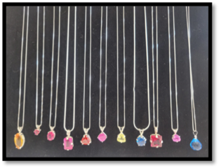 Ron Busby jewelry