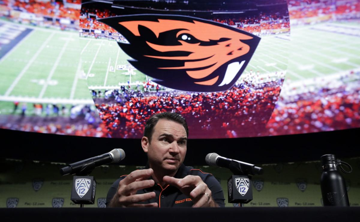 Oregon State Preview Football