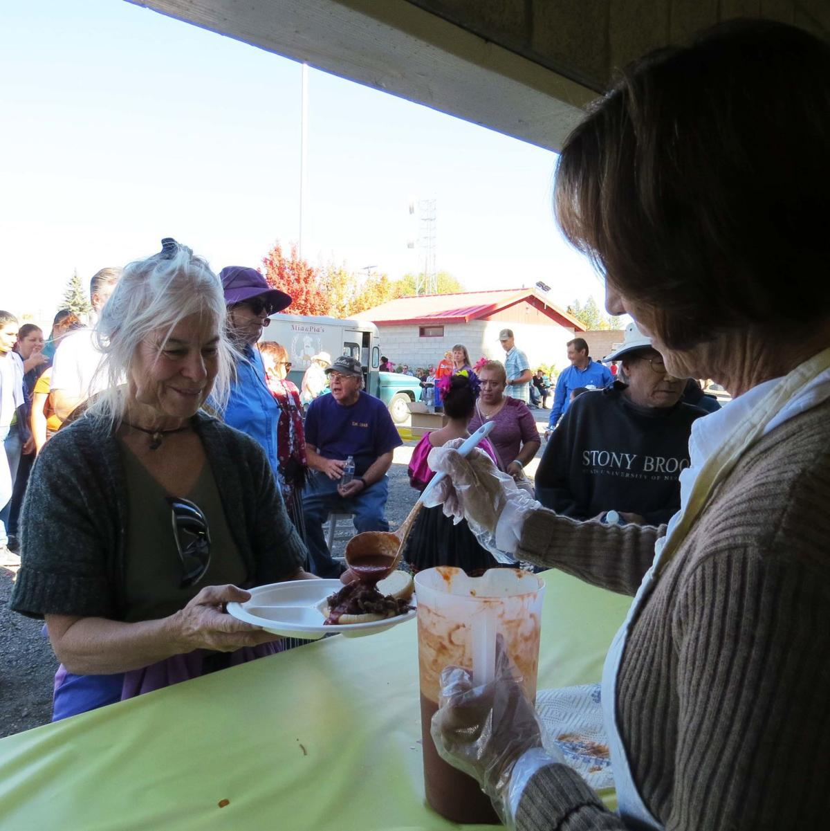 "Potato festival a ""homecoming"" for locals"