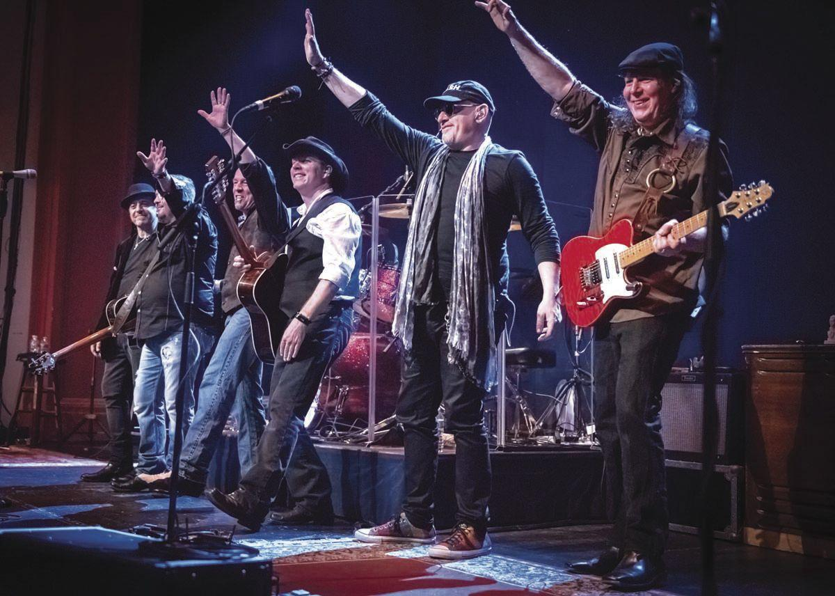 EagleMania tribute band
