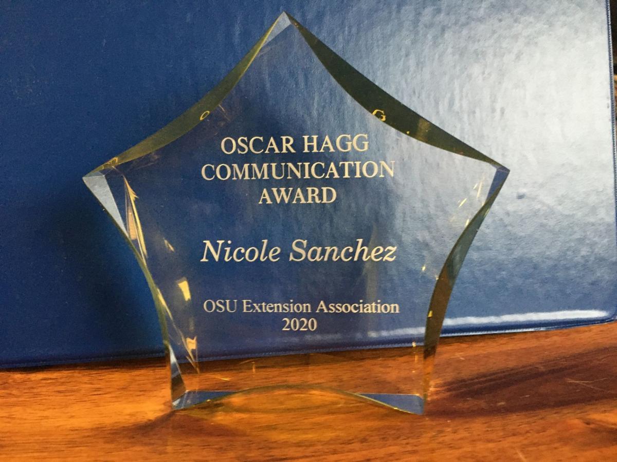 Sanchez award