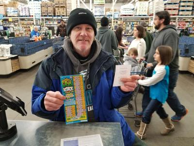 Routine Moore Park walk leads to $100K lotto win | News