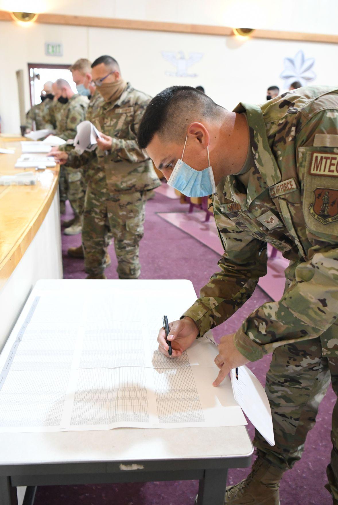 Air National Guard hospital assist