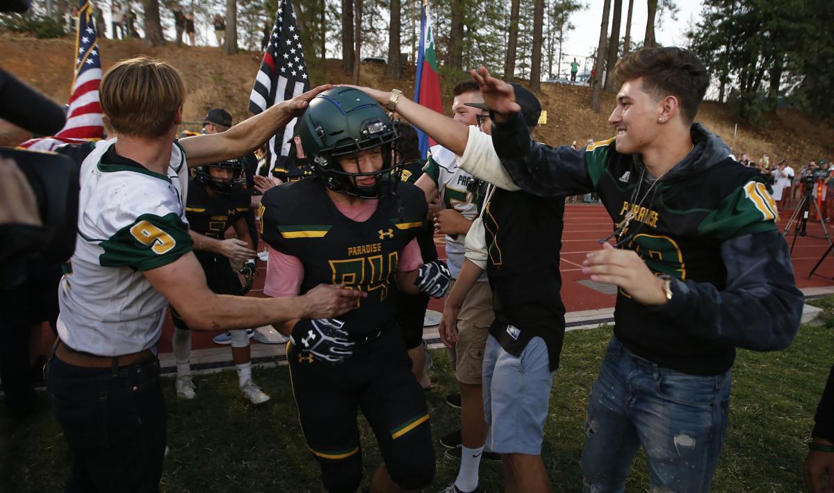 California Wildfire Football Returns