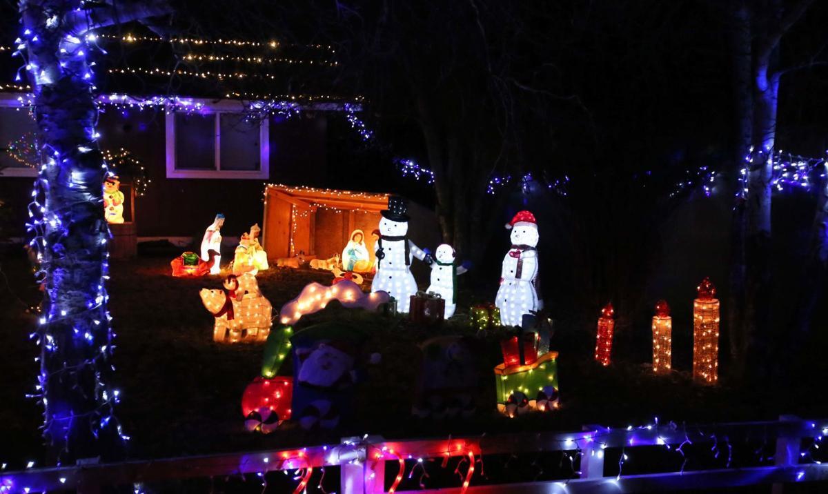 2018 Christmas lights contest