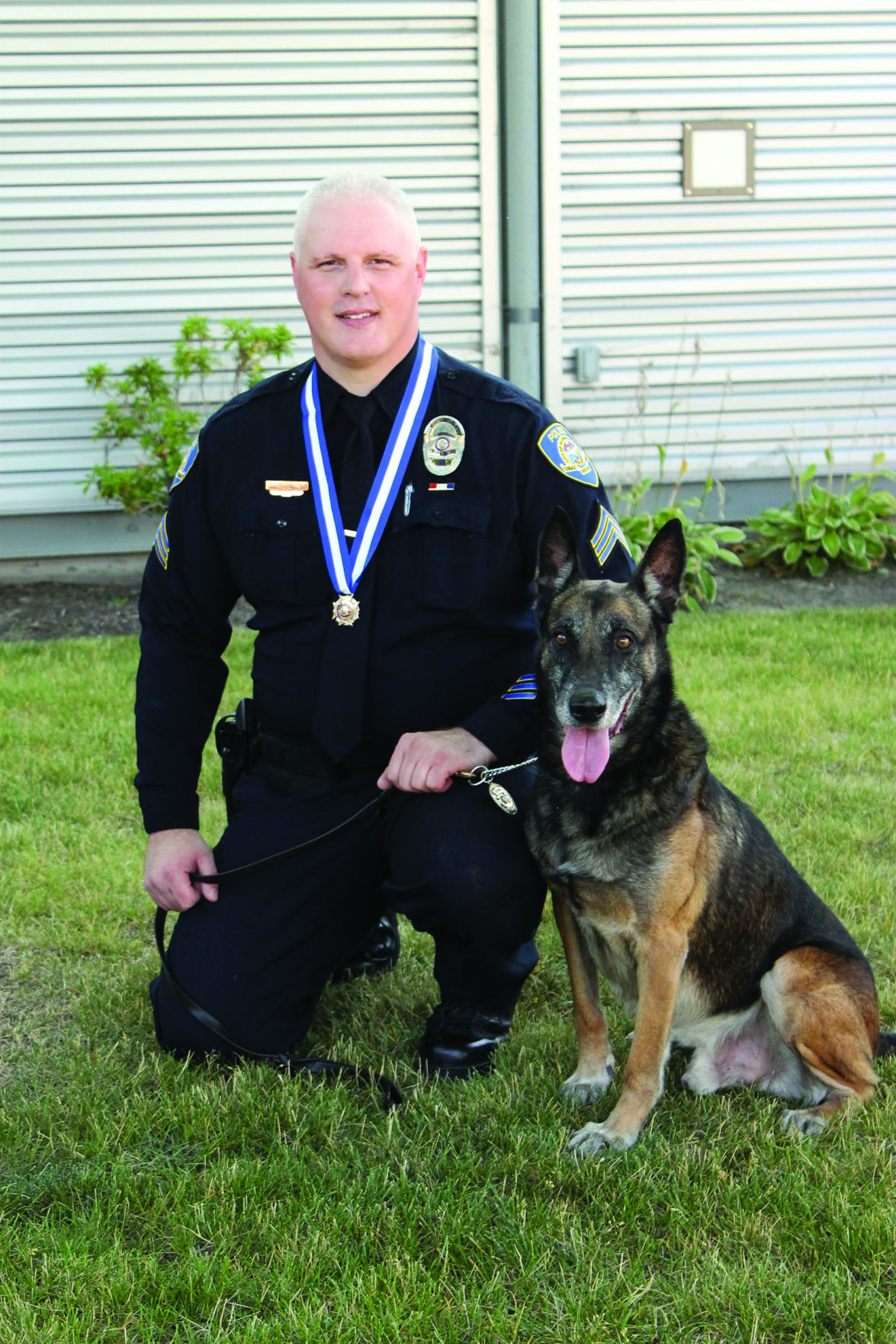 KFPD says goodbye to long-serving K-9 | Local News ...