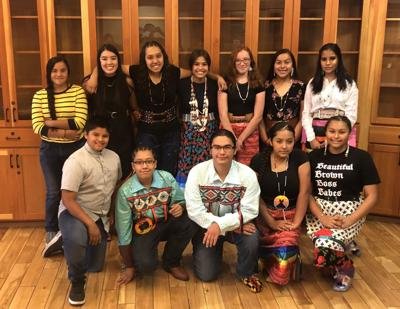 Klamath Tribes Youth Council