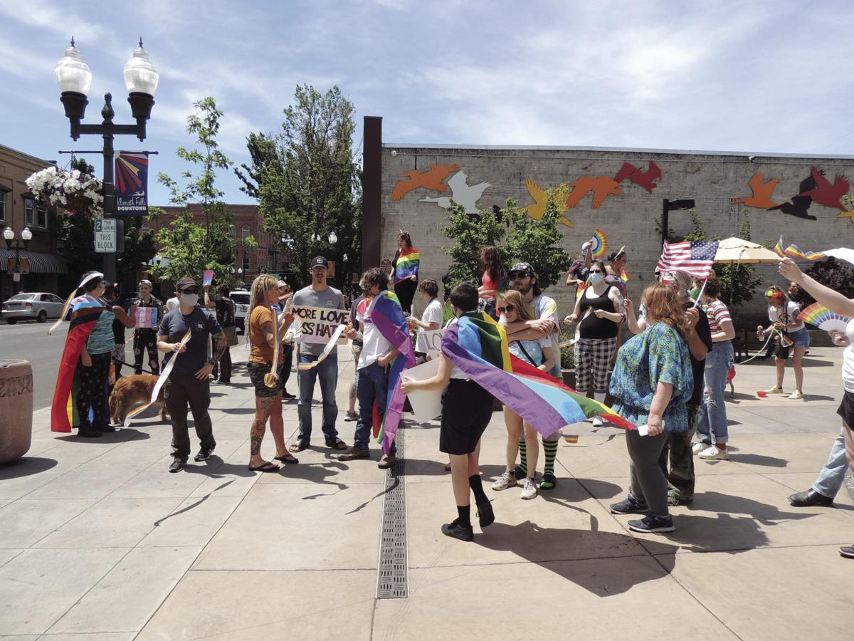 Pride at Sugarman's Corner