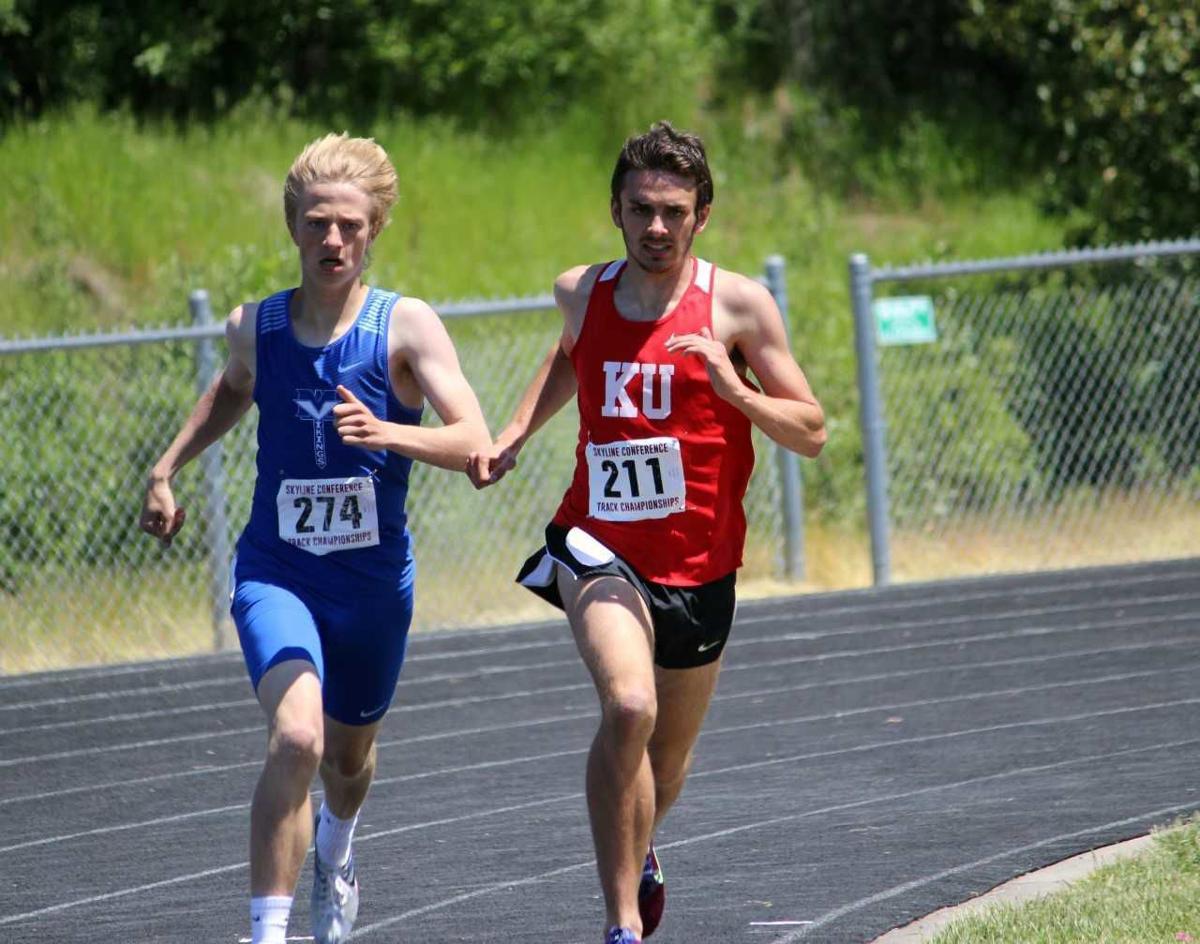 1,500-meter race
