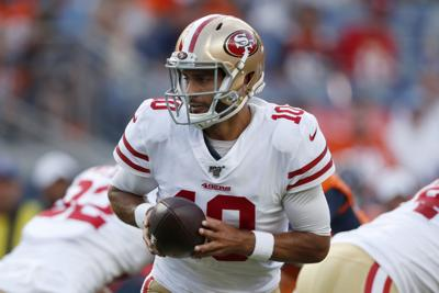 49ers Preview Football
