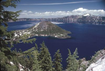 Crater Lake National Park opens Rim Drive