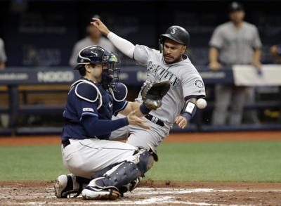 Mariners Rays Baseball
