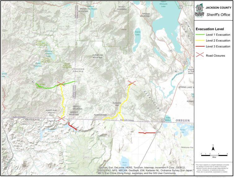 Updates on regional wildfires Breaking heraldandnewscom