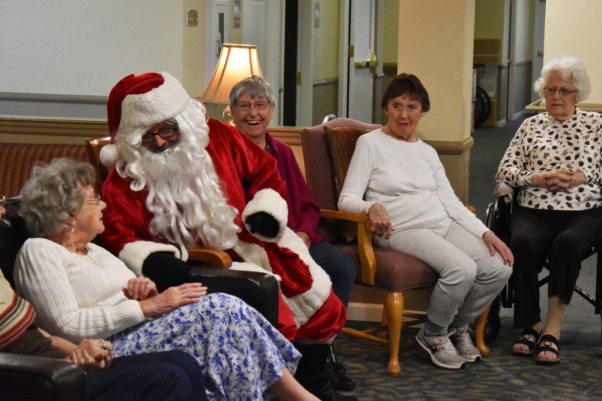 Senior Christmas Party