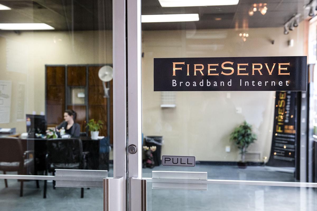 FireServe ISP