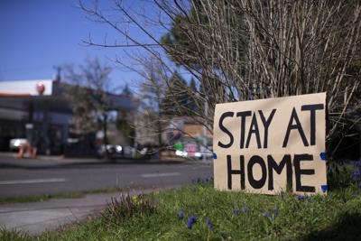 Oregonian Stay at home