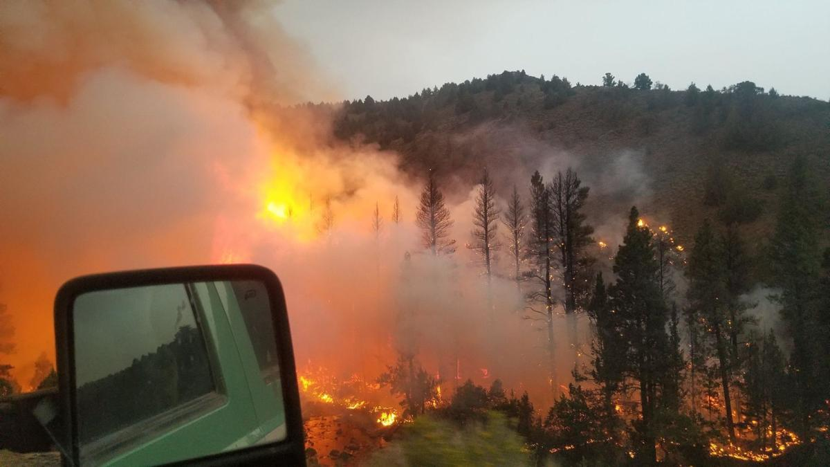 Brattain Fire