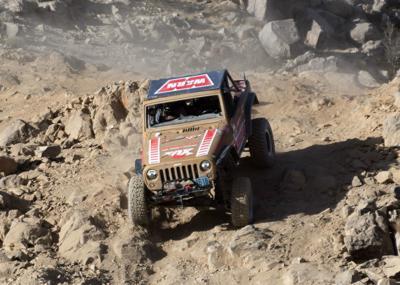 Jet-car speed racer Jessi Combs dies in Alvord Desert Crash