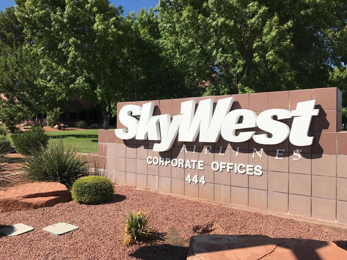 SkyWest offices