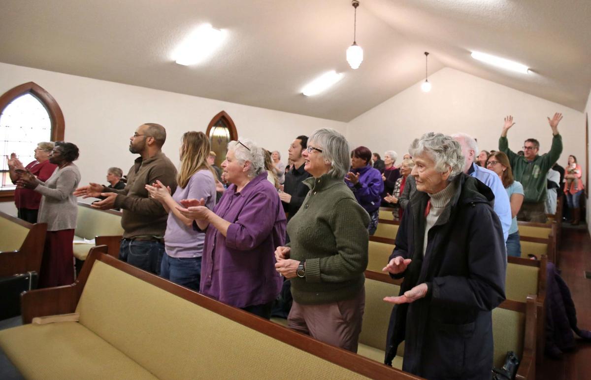 Martin Luther King Jr. Day at U.C.C./Congregational Church