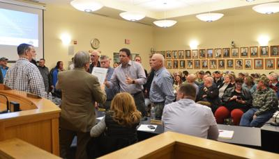 Klamath water meeting postponed